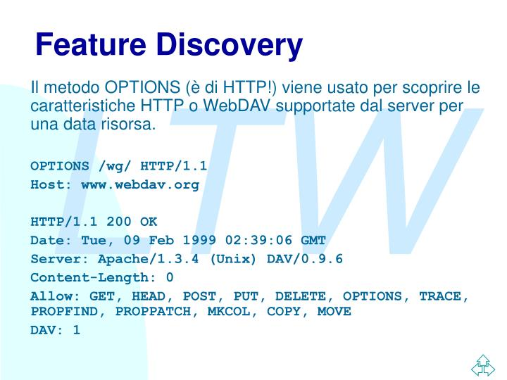 Feature Discovery