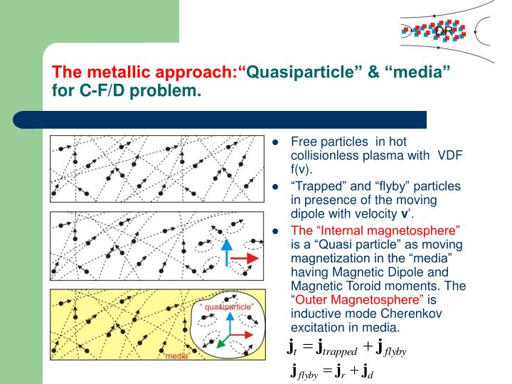 "The metallic approach:"""