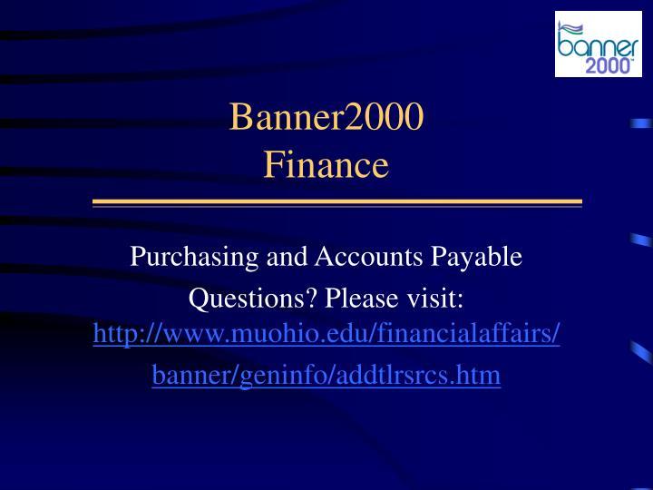 Banner2000