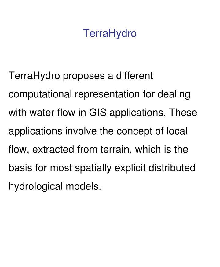 Terrahydro