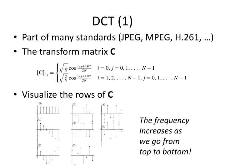 DCT (1)