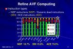 refine avf computing1