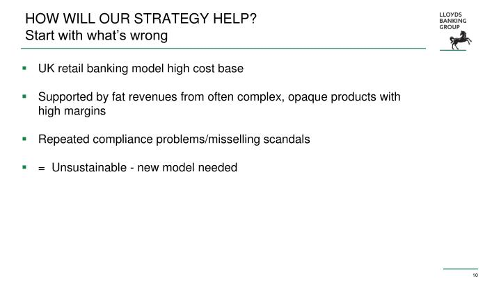 HOW WILL OUR STRATEGY HELP?