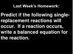 last week s homework1