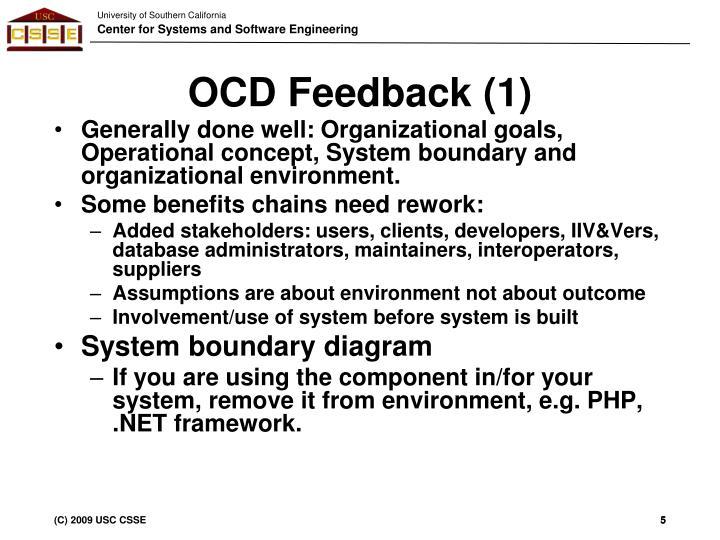 OCD Feedback (1)