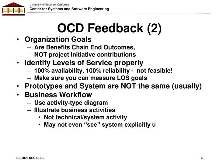 OCD Feedback (2)
