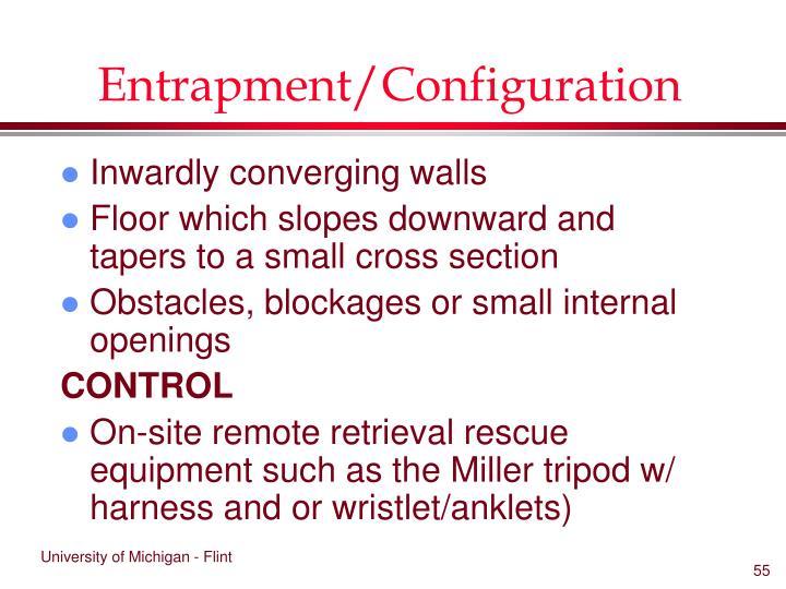 Entrapment/Configuration
