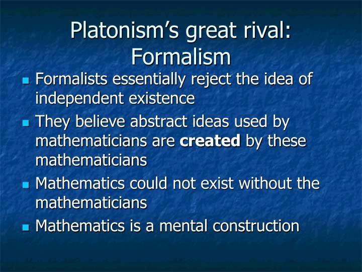 Platonism