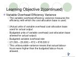 learning objective 2 continued4