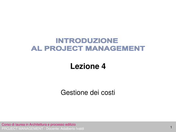 lezione 4 n.