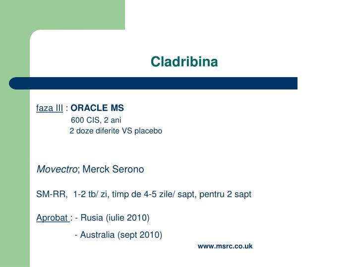 Cladribina