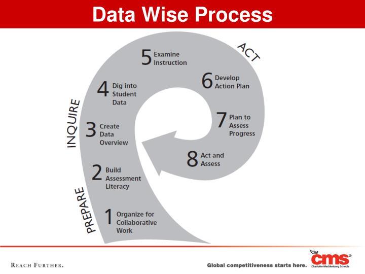 Data Wise Process