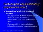 pol ticas para adjudicaciones y asignaciones cont8