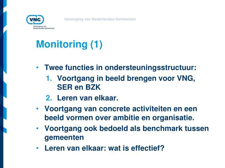 Monitoring (1)