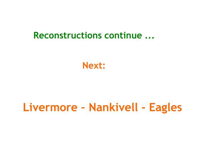 Livermore – Nankivell - Eagles