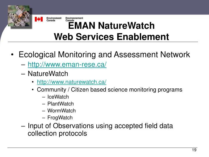 EMAN NatureWatch
