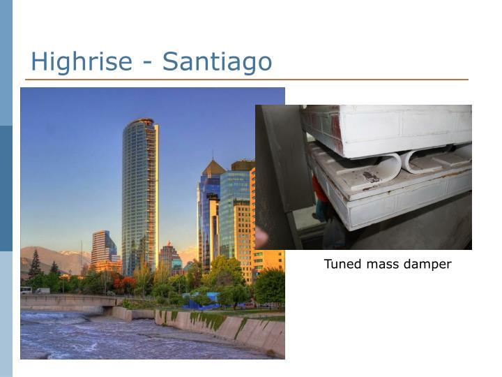 Highrise - Santiago