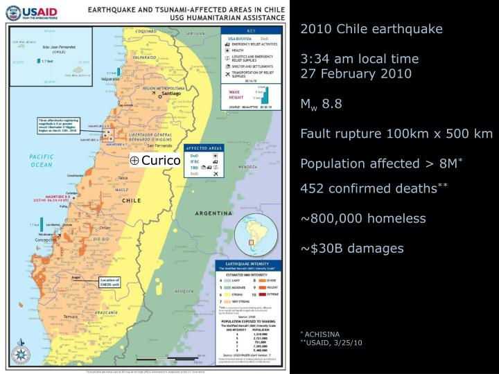 2010 Chile earthquake