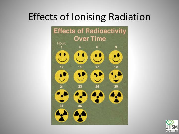 Effects of Ionising Radiation