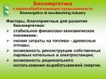 bioenergetics at woodworking industry