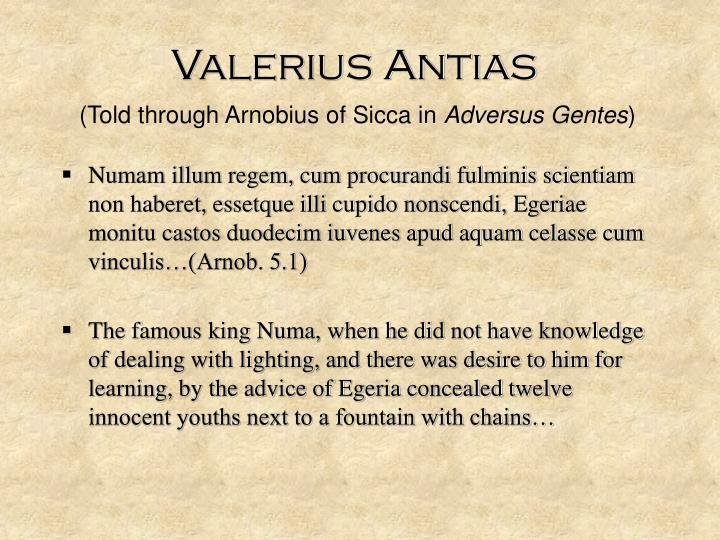 Valerius Antias