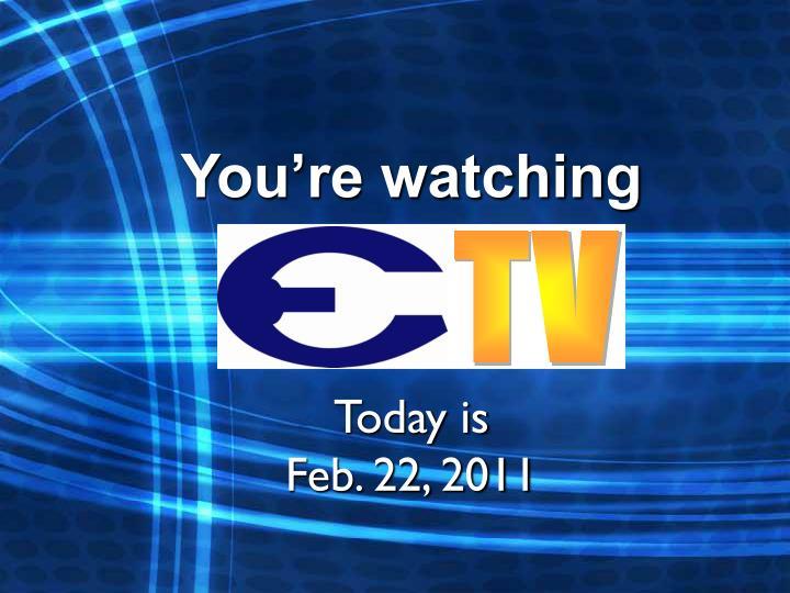 you re watching n.