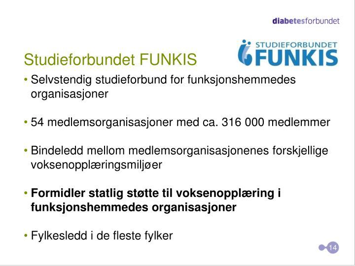 Studieforbundet FUNKIS
