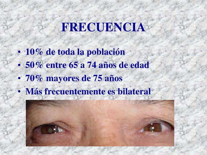 FRECUENCIA