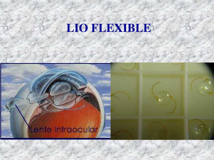 LIO FLEXIBLE