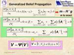 generalized belief propagation2