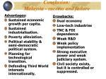 conclusion malaysia success and failure