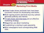 marketing print media