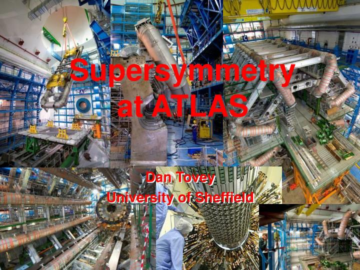 Supersymmetry at atlas
