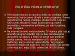 politi ka pitanja venecuele