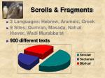 scrolls fragments2