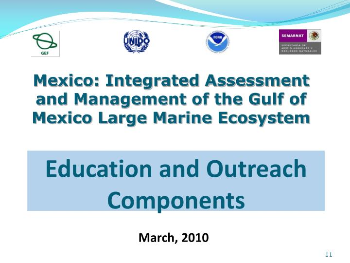 Mexico: Integrated Assessment and Management of the Gulf of Mexico Large Marine Ecosystem