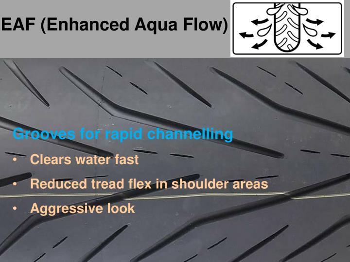 EAF (Enhanced Aqua Flow)