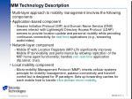 imm technology description