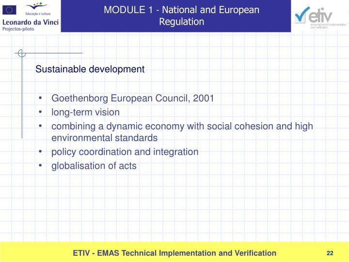 Goethenborg European Council