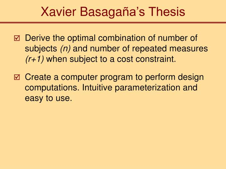 Xavier Basaga