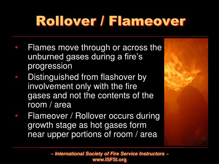 Rollover / Flameover