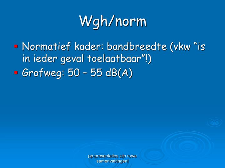 Wgh/norm