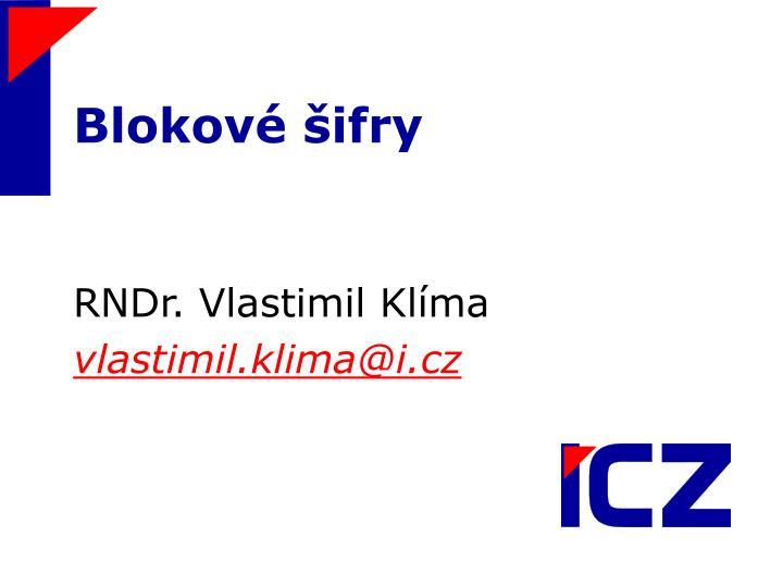 blokov ifry n.