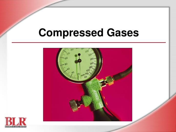 compressed gases n.