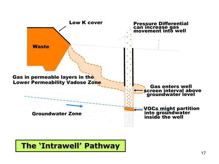 The 'Intrawell' Pathway