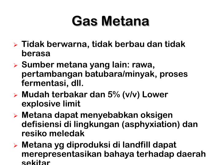 Gas Metana