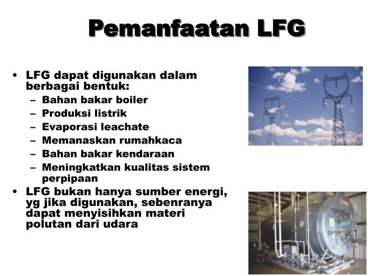 Pemanfaatan LFG