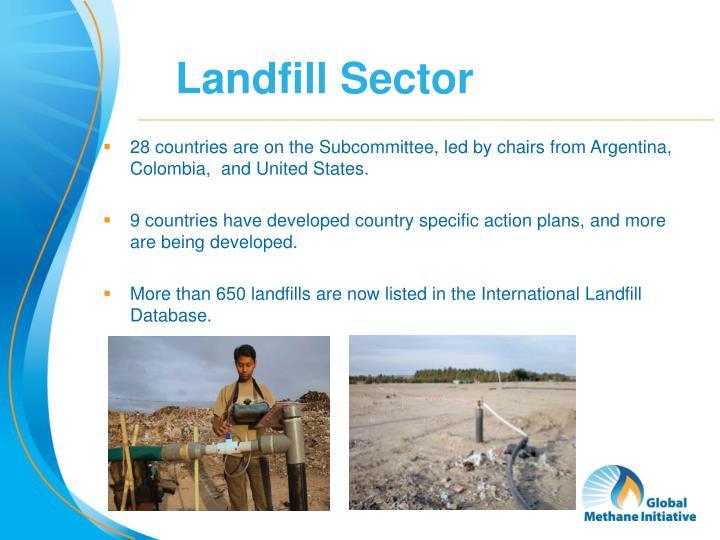 Landfill Sector