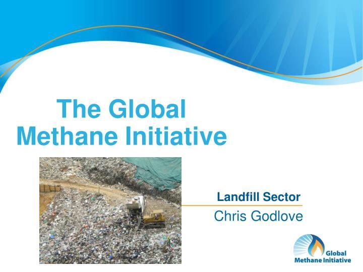 The global methane initiative