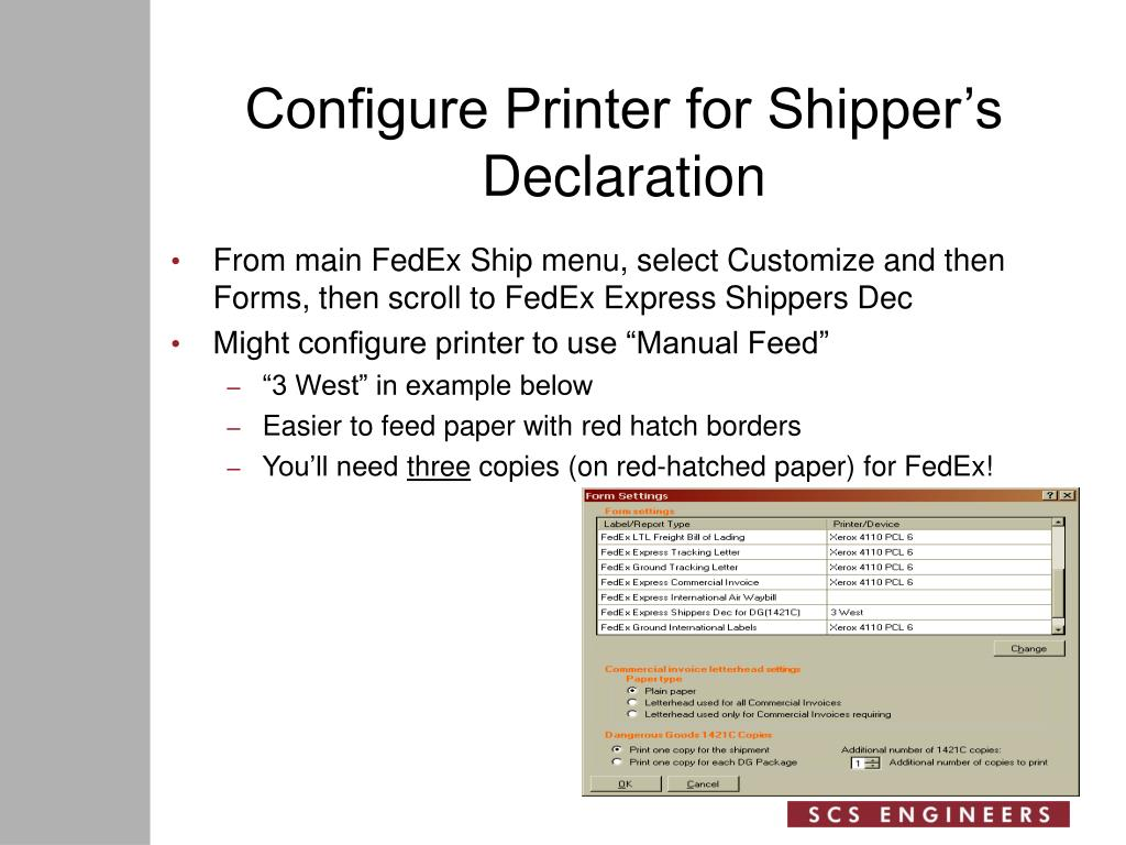 PPT - DANGEROUS GOOD SHIPPING PowerPoint Presentation - ID